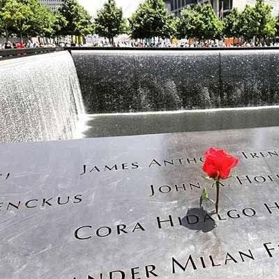 9/11 Memorial Pool