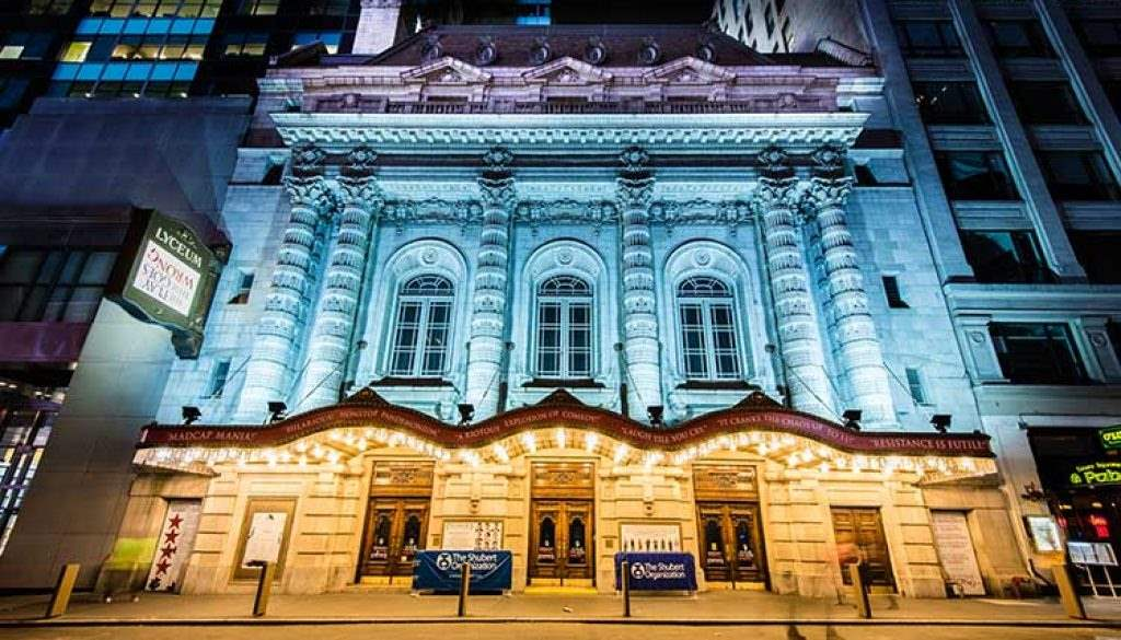 Lyceum Theater Broadway